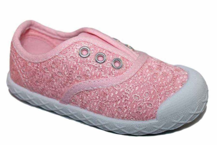 Zapatillas Chicco Lona Cambridge 55618-110 Rosa MOMDev8HDW