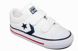 zapatillas-converse-blanco-azul-715660 - Ítem