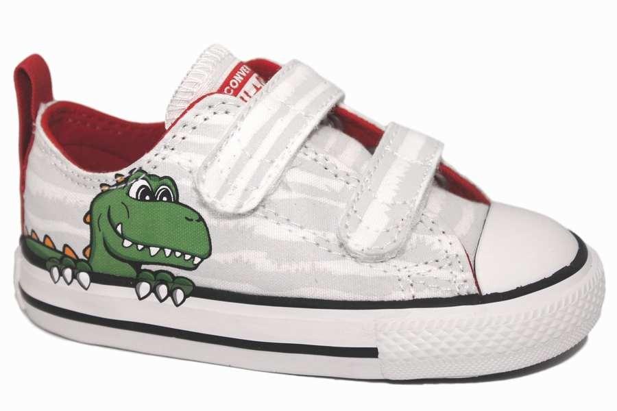 zapatillas converse blanco dino 763573C   Mysweetstep