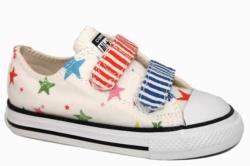 zapatillas converse blanco estrellas 763775C | Mysweetstep - Ítem