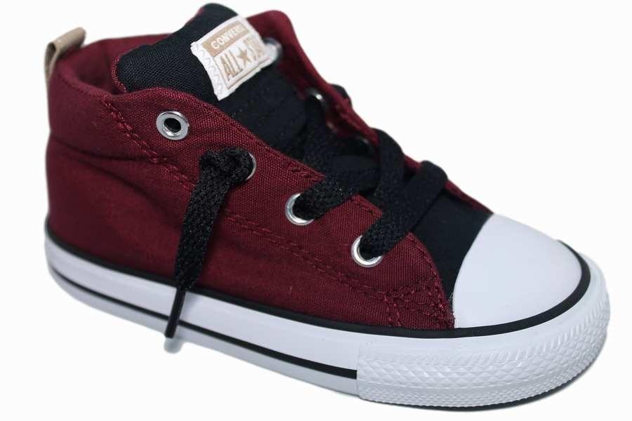 zapatillas converse burdeos black white 761971C - 661884C - Mysweetstep