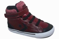 zapatillas converse burdeos/negro - 762012c - Mysweetstep