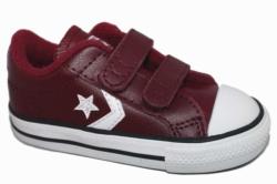 zapatillas converse dark burgundy / burdeos 762016C - Mysweetstep
