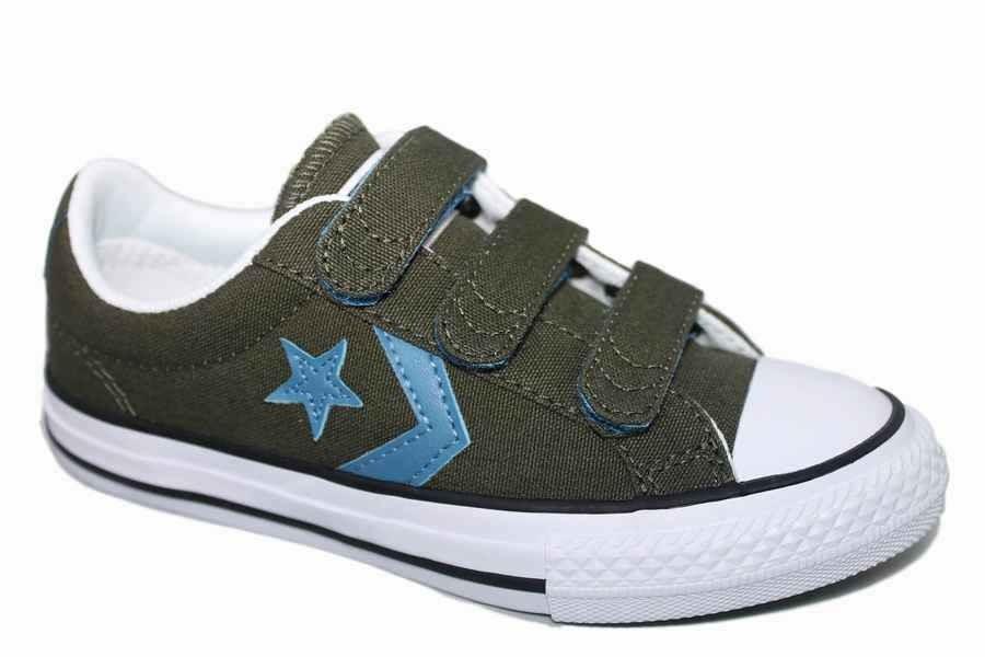 zapatillas-converse-kaki-660740c