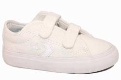 zapatillas converse lona blanco 763563C | Mysweetstep