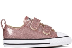 ZAPATILLAS CONVERSE INFANT CHUCK TAYLOR ALL STAR OX ROSE GOLD/NATURAL/WHITE