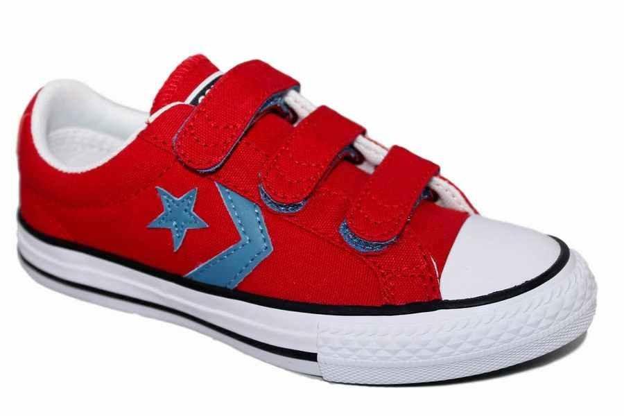 zapatillas-converse-rojo-660741C