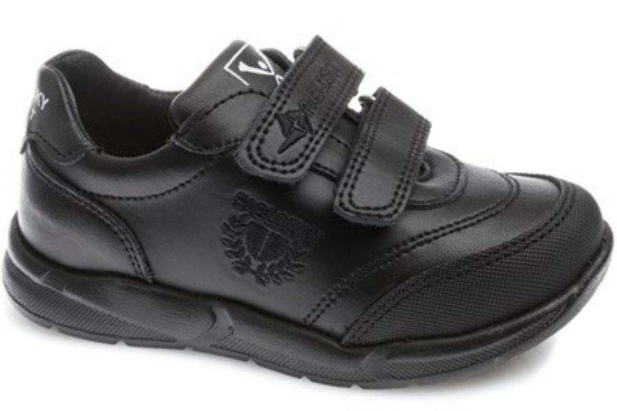 zapatillas escolares pablosky torello negro   Mysweetstep