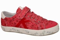 zapatillas kickers gody rosa coral | Mysweetstep