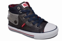 ZAPATILLAS LEVIS ANCHORAGE CH GREY