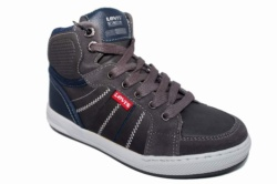 zapatillas-levis-club-mid-grey-navy - Ítem