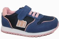 zapatillas mustang azul, negro y rosa 47601 - Mustang | Mysweetstep