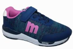 zapatillas mustang azul nitro y morado 47598 - Mysweetstep