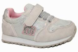 zapatillas mustang gris, plata y rosa 47601 - Mustang | Mysweetstep