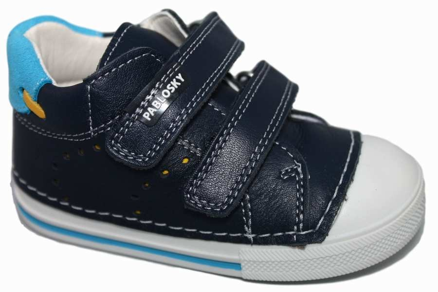 zapatillas pablosky azul 035852 tomcat cosmos - Mysweetstep