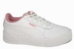 zapatillas puma Carina blanco y rosa | Mysweetstep