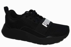 zapatillas puma Wired negro y blanco | Mysweetstep