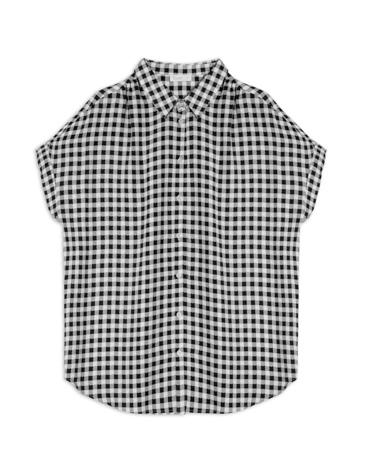 Camisa fluida vichy