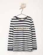 Camiseta rayas marineras - Ítem