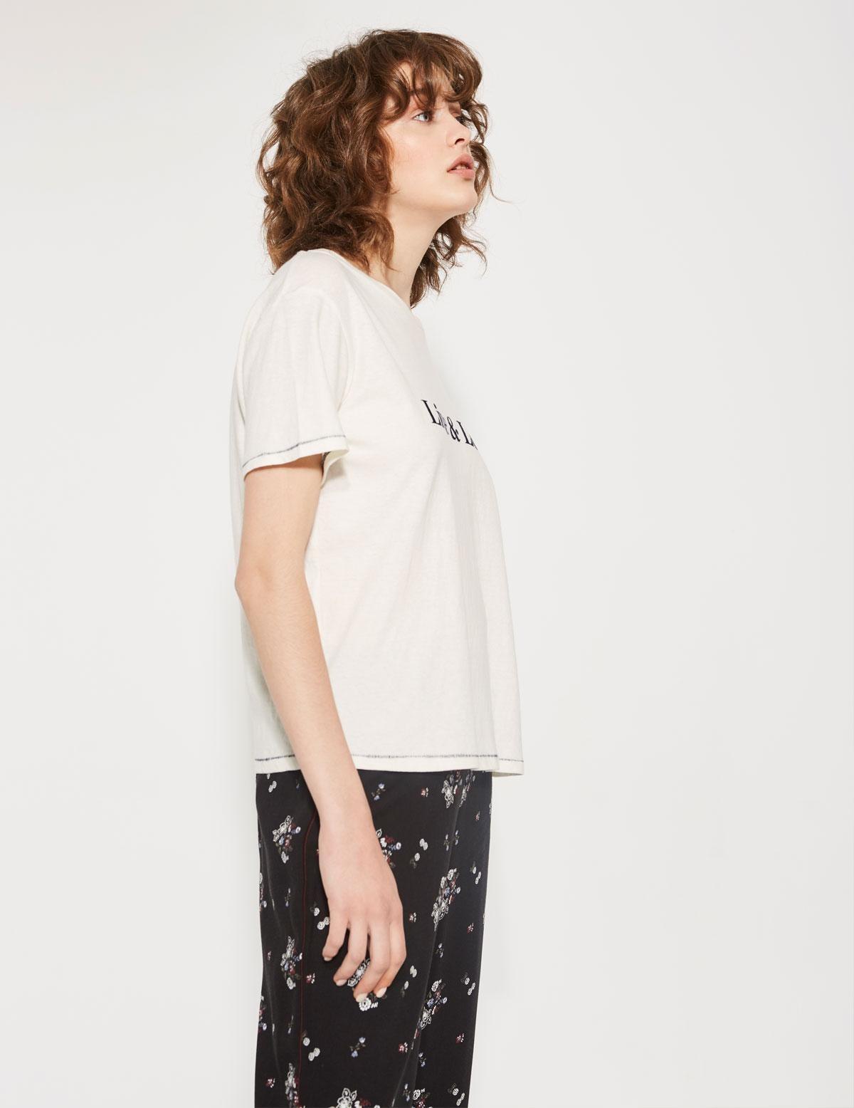 Camiseta con mensaje - Ítem2