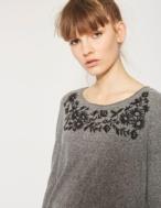 Camiseta canesú bordado - Ítem1