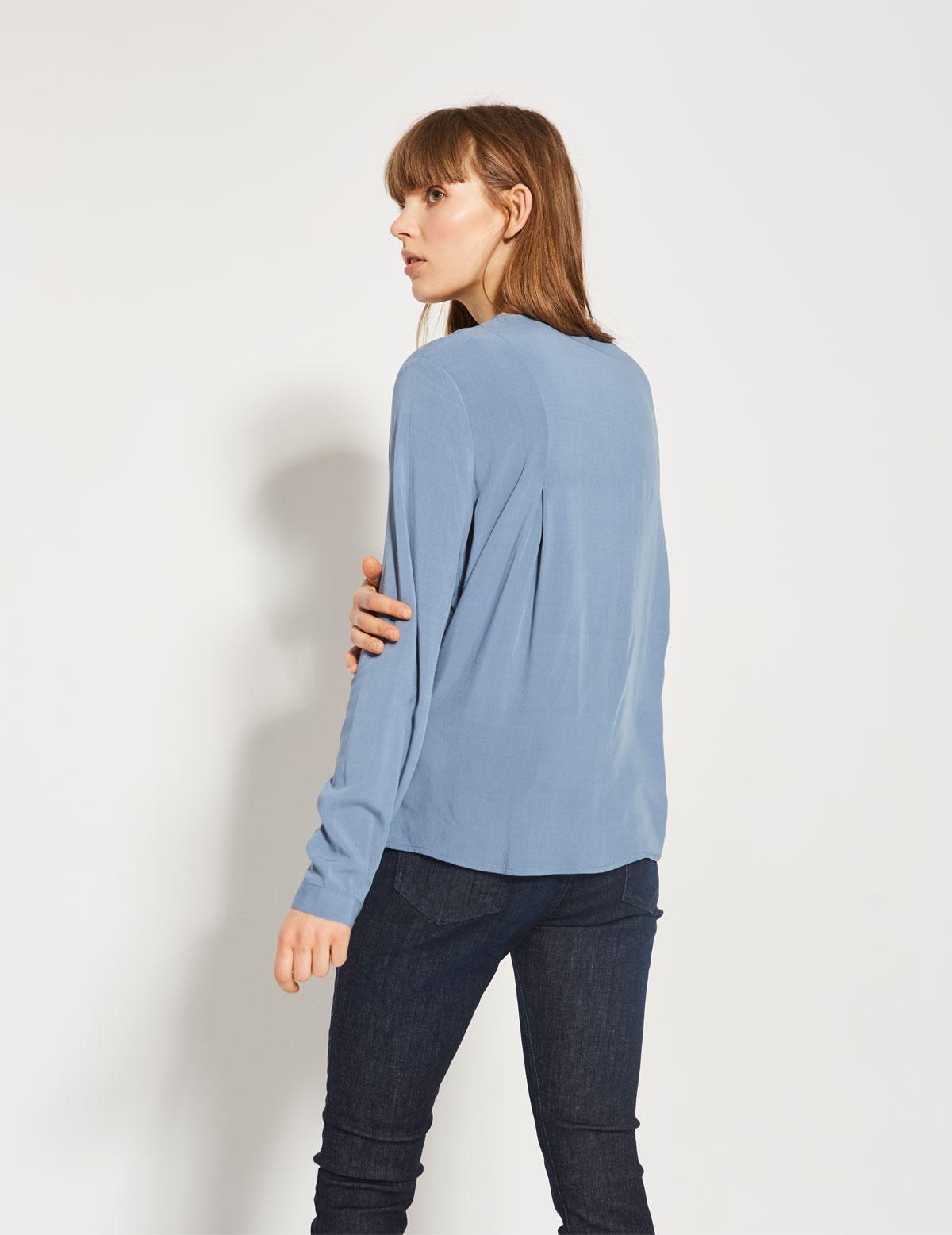 Camisa pinzas en espalda - Ítem2