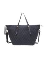 Shopping bag lana acolchada