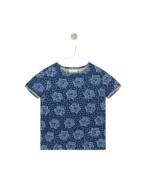 Camiseta estampado flores - Ítem