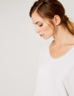 Camiseta básica puntilla - Ítem2