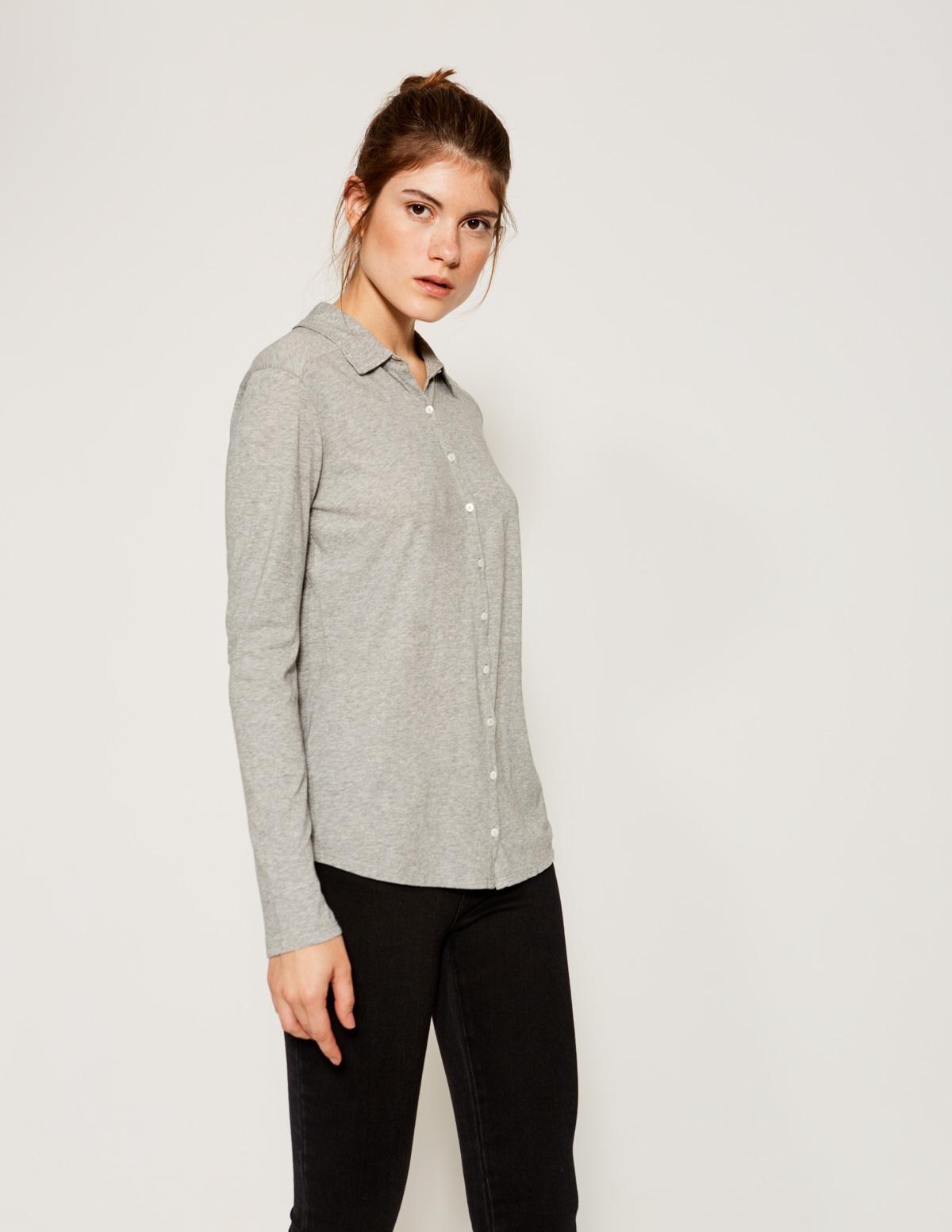 Camisa algodón orgánico - Ítem1