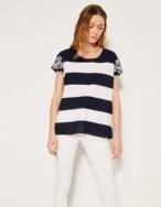 Camiseta mangas contraste - Ítem1