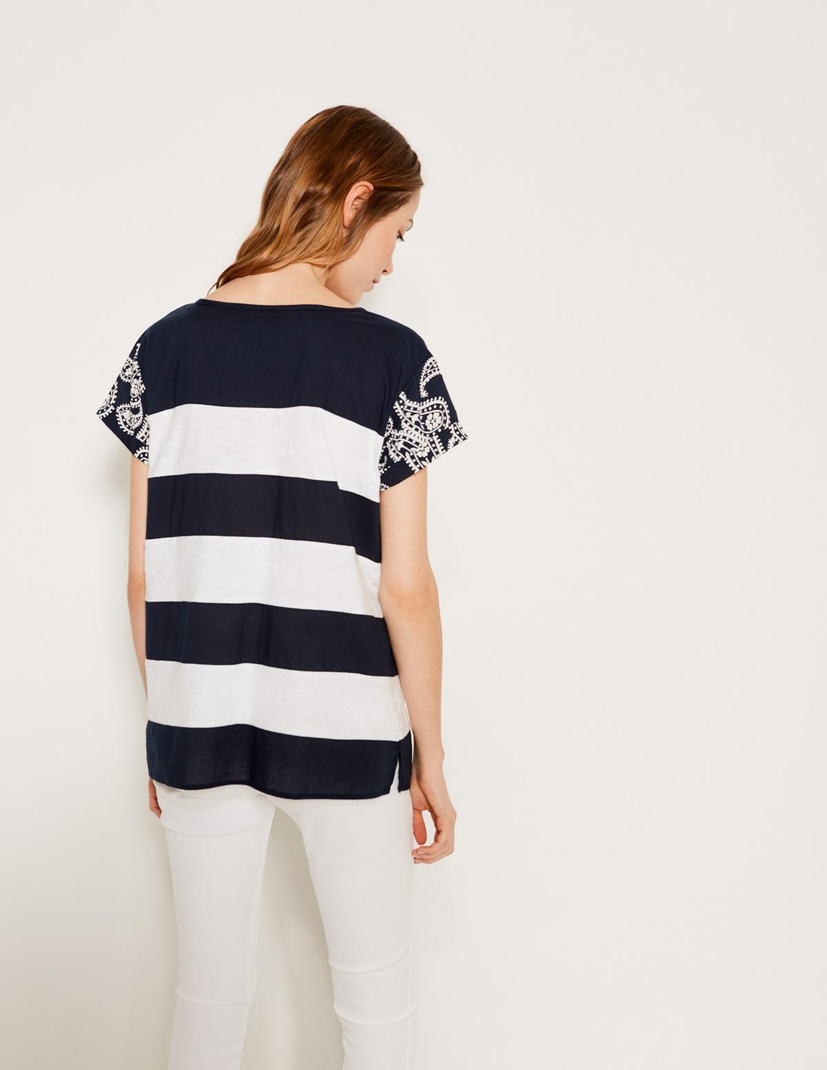 Camiseta mangas contraste - Ítem2