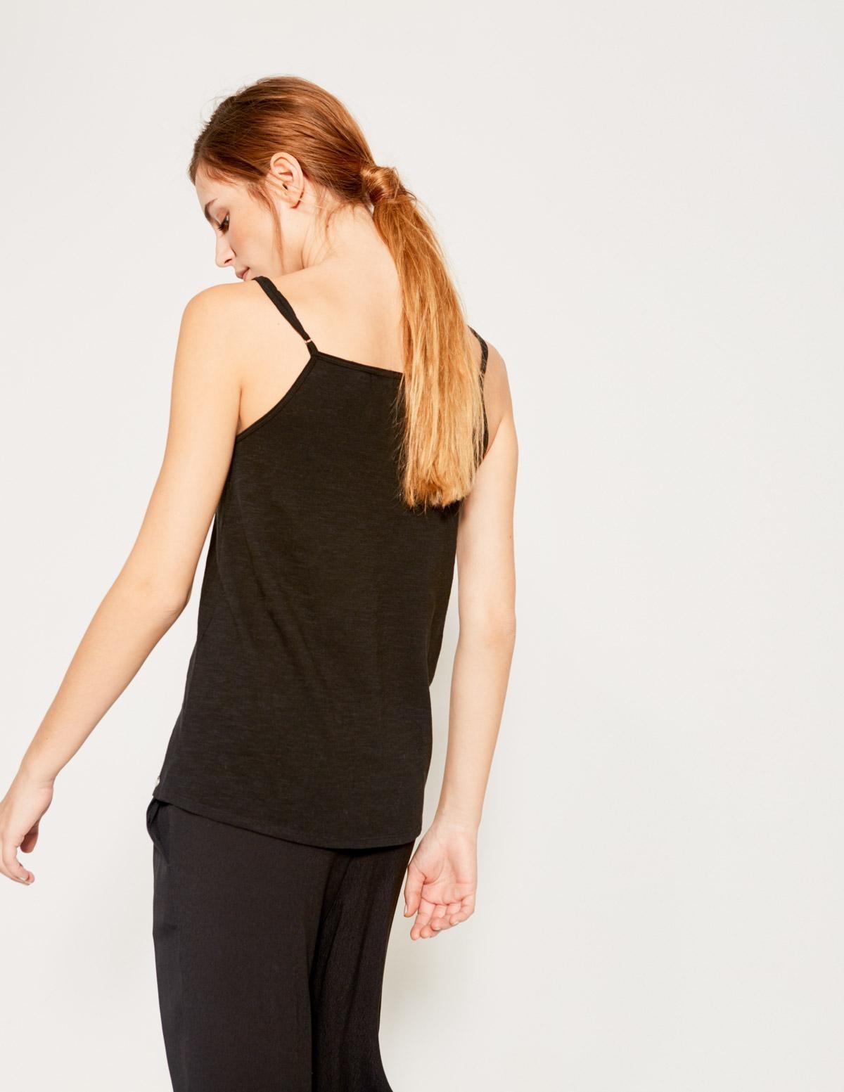 Camiseta tirantes puntilla - Ítem2