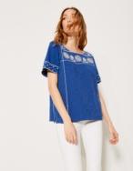 Camiseta bordada - Ítem