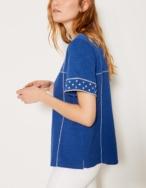 Camiseta bordada - Ítem1