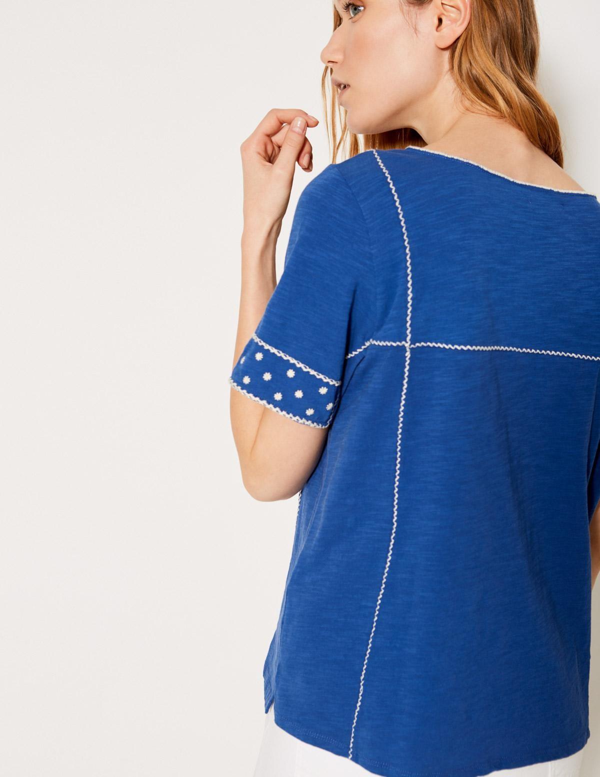 Camiseta bordada - Ítem2