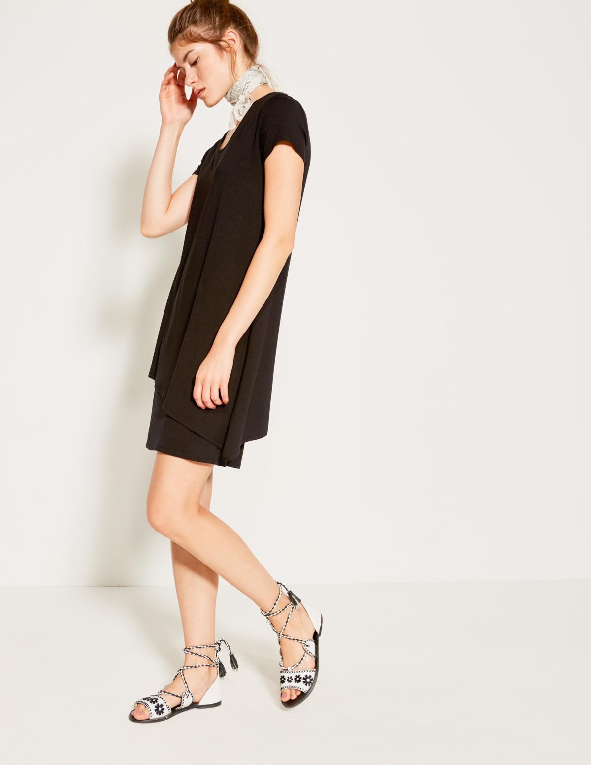 Vestido doble capa - Ítem1