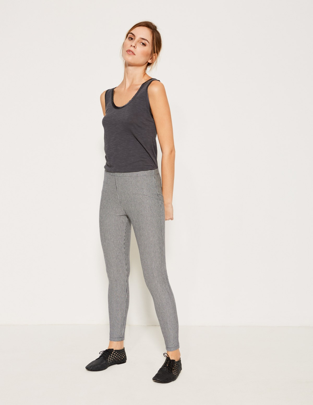 Leggings cuadros vichy