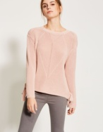 Bow side sweater - Item