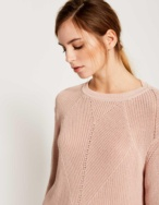 Bow side sweater - Item1