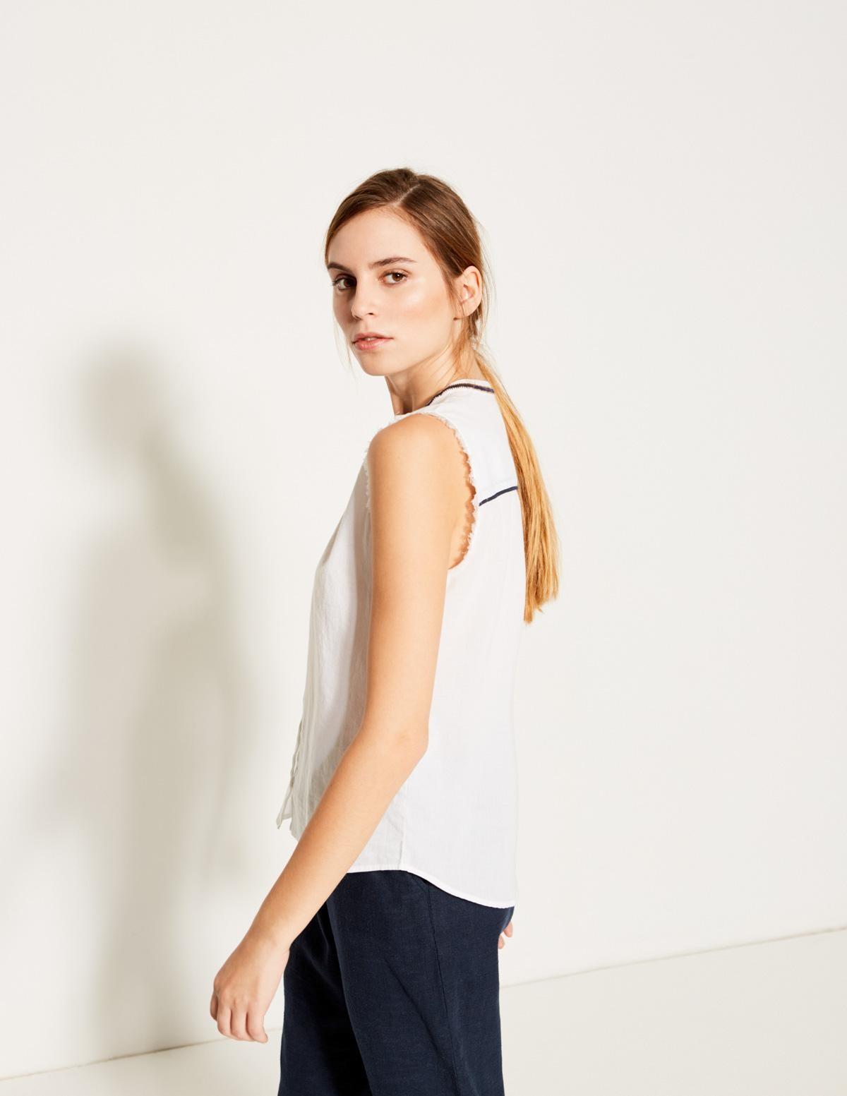 Camisa sin mangas - Ítem1