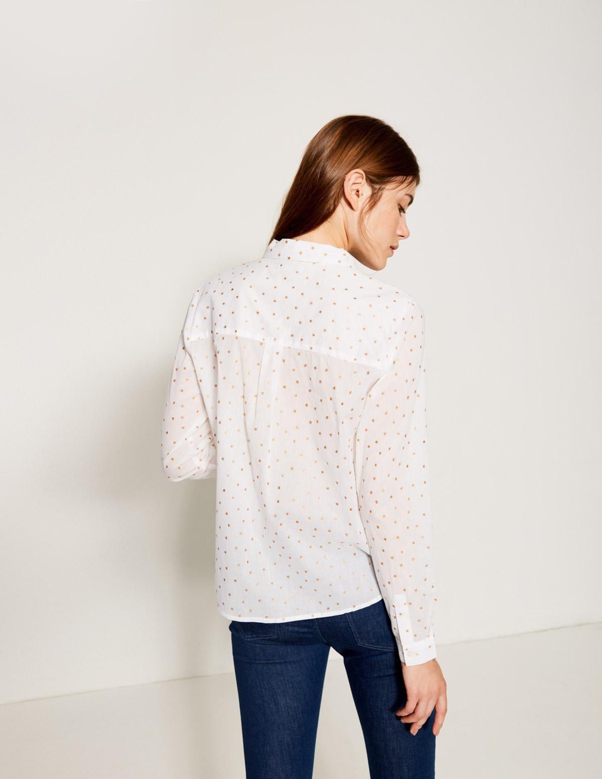 Camisa estrellas foil - Ítem1