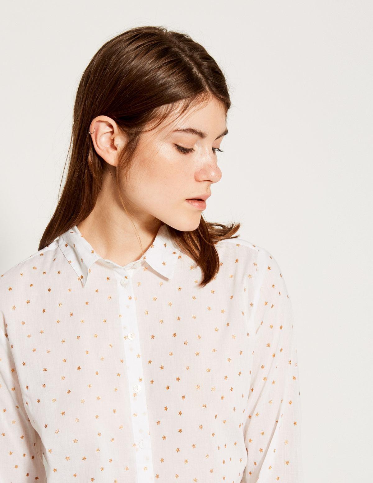 Camisa estrellas foil - Ítem2