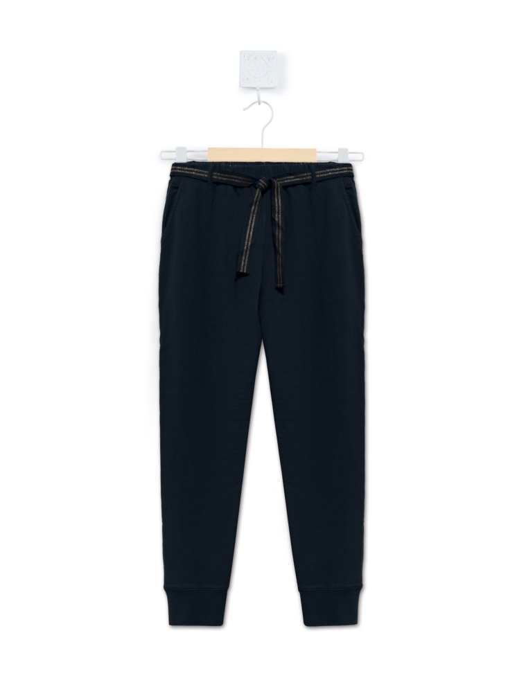 Pantalon jogging molletonné