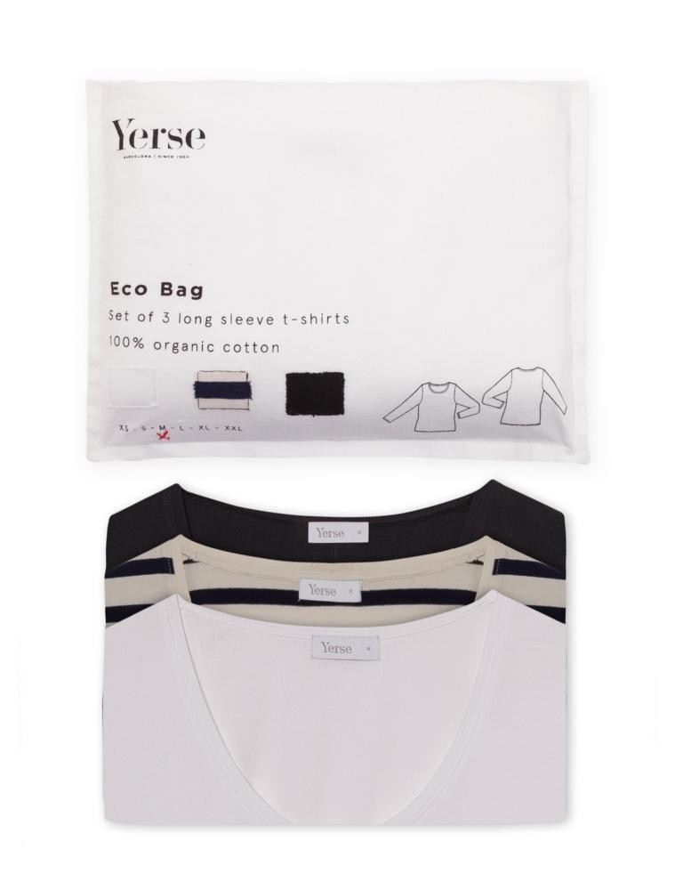 Set 3 camisetas
