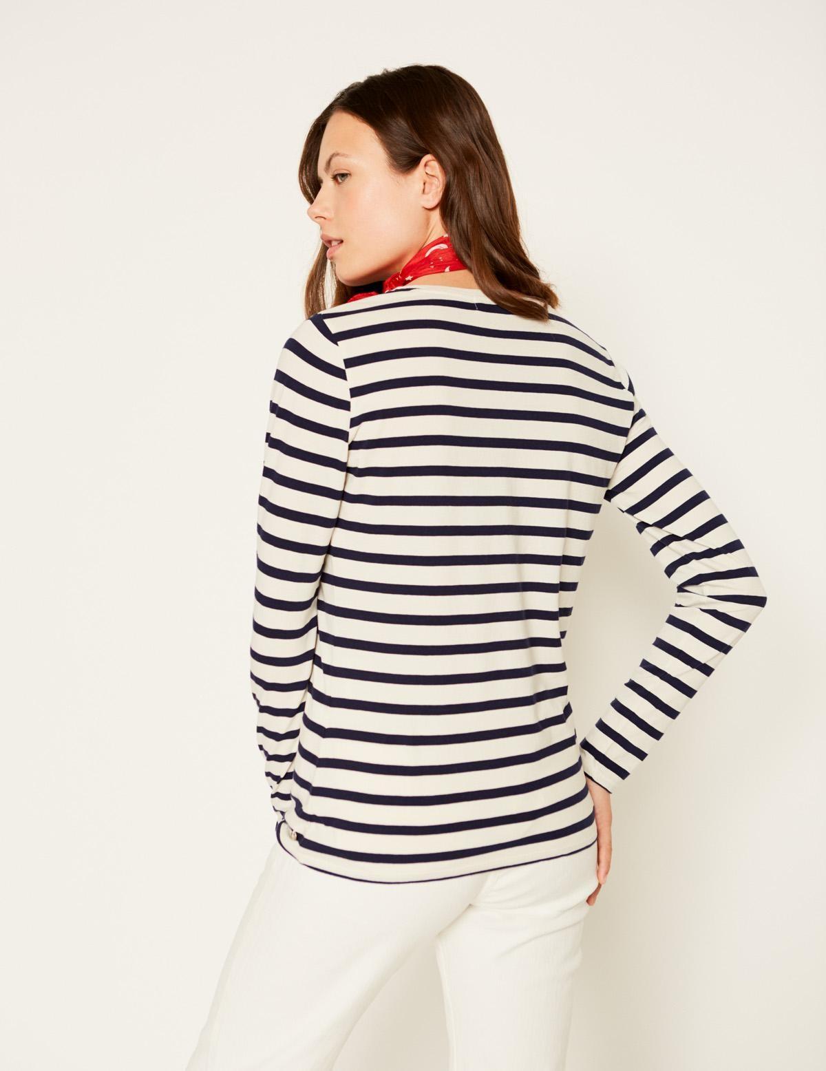 Camiseta rayas marineras - Ítem2