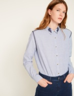 Embroidery details shirt