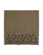 Pañuelo lana bordado - Ítem2