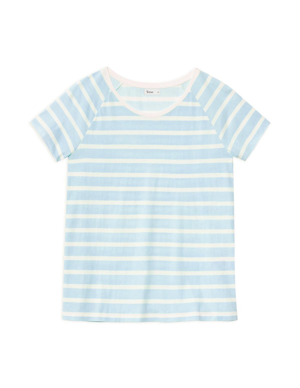 Set 3 camisetas manga corta algodón orgánico - Ítem1
