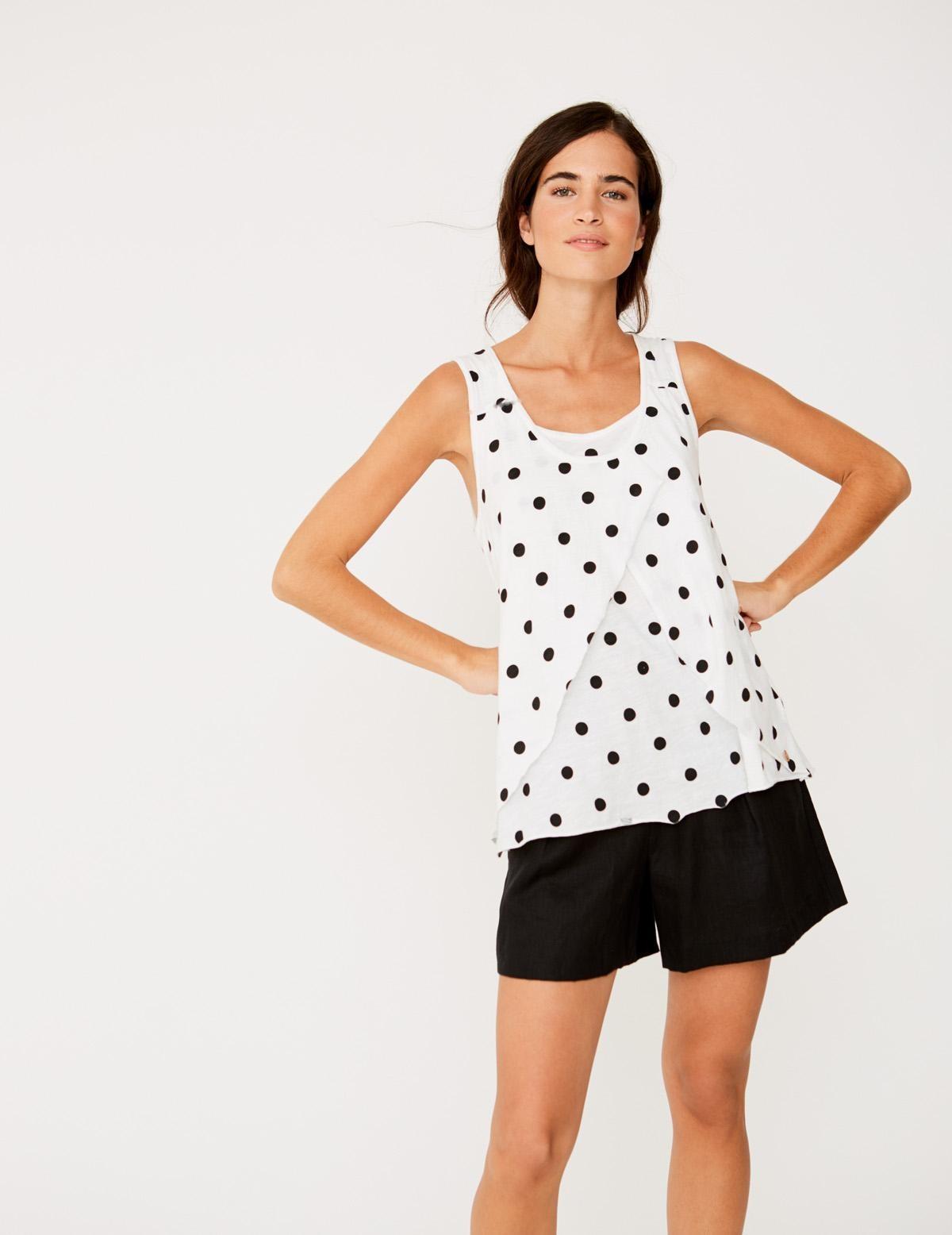 Camiseta topos algodón orgánico - Ítem2